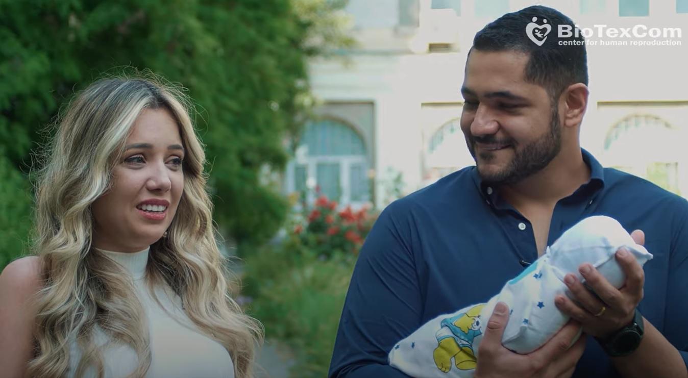 Ucrânia, Biotexcom: mãe de aluguel deu um presente para um casal do Brasil – uma filha